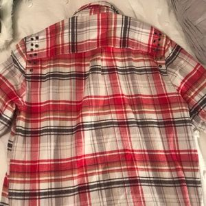 Victoria's Secret Tops - Victoria's Secret flannel